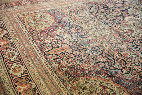 Antique Kermanshah Carpet / Item 6533 image 4