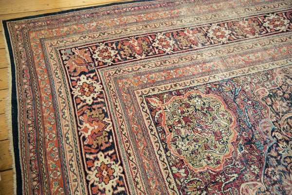 Antique Kermanshah Carpet / Item 6533 image 5