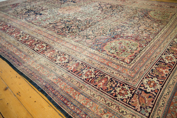 Antique Kermanshah Carpet / Item 6533 image 6