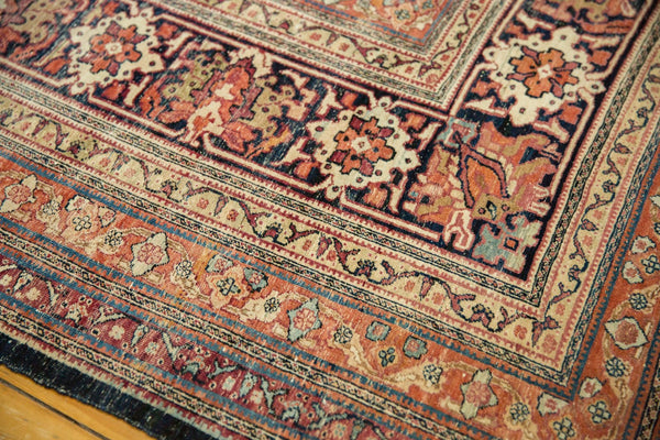 Antique Kermanshah Carpet / Item 6533 image 7
