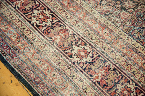 Antique Kermanshah Carpet / Item 6533 image 8