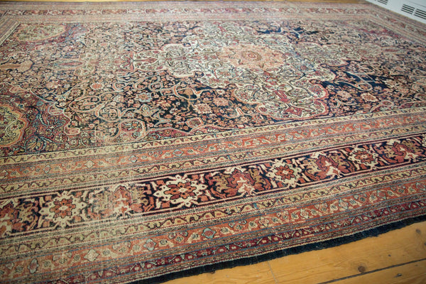 Antique Kermanshah Carpet / Item 6533 image 10