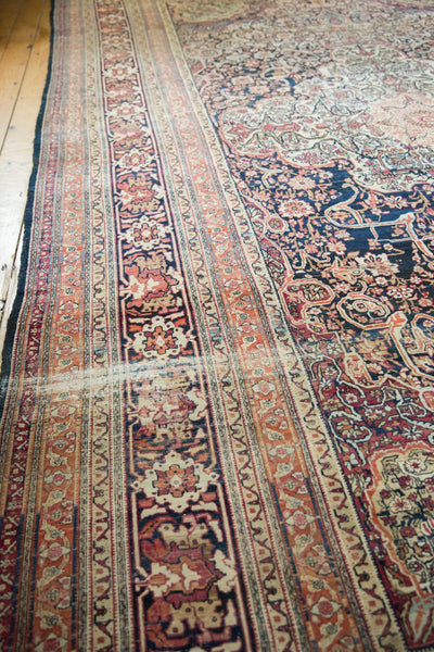 Antique Kermanshah Carpet / Item 6533 image 11