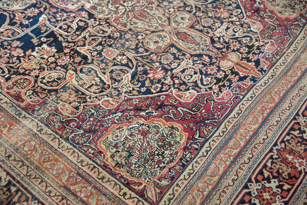 Antique Kermanshah Carpet / Item 6533 image 12
