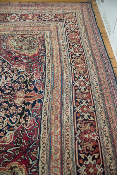 Antique Kermanshah Carpet / Item 6533 image 13