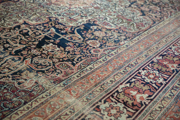 Antique Kermanshah Carpet / Item 6533 image 15