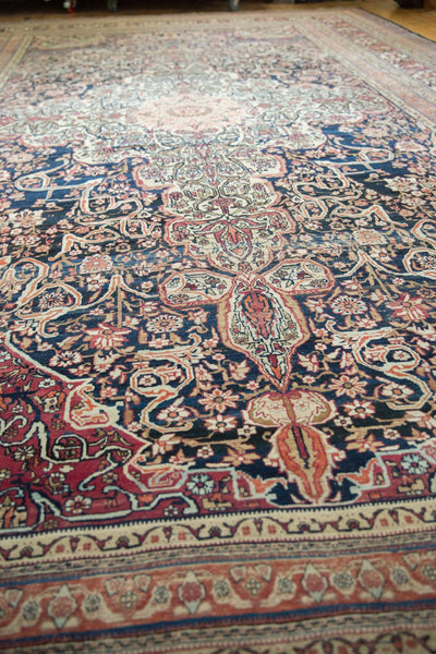 Antique Kermanshah Carpet / Item 6533 image 17