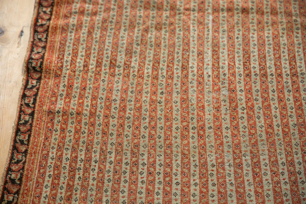 Antique Fine Senneh Rug / Item 6536 image 5