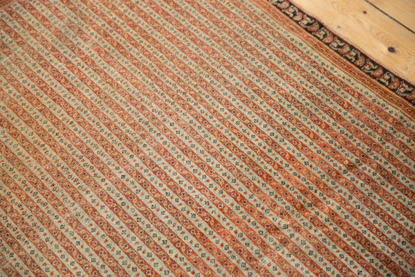 Antique Fine Senneh Rug / Item 6536 image 6