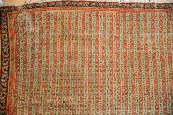 Antique Fine Senneh Rug / Item 6536 image 7