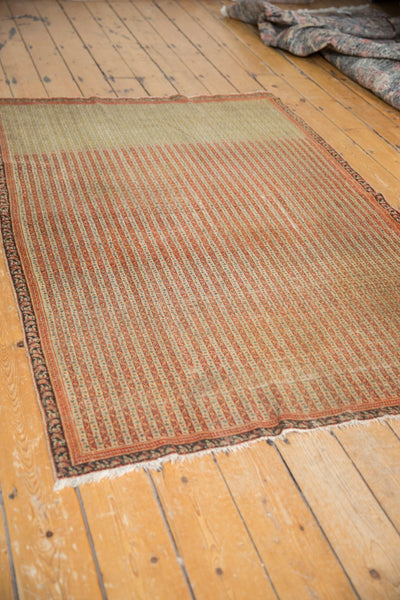 Antique Fine Senneh Rug / Item 6536 image 8