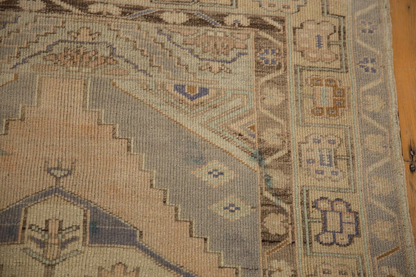 Vintage Distressed Oushak Rug Runner / ONH item 6571 Image 12