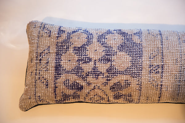 Reclaimed Rug Fragment Pillow