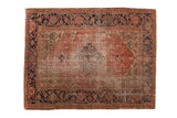 Antique Heriz Rug / ONH item 6709
