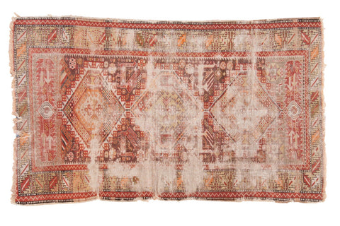 Antique Caucasian Rug / ONH item 6713
