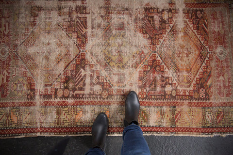 Antique Caucasian Rug / ONH item 6713 Image 1
