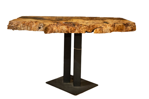 Live Edge Side End Table // ONH Item 6775