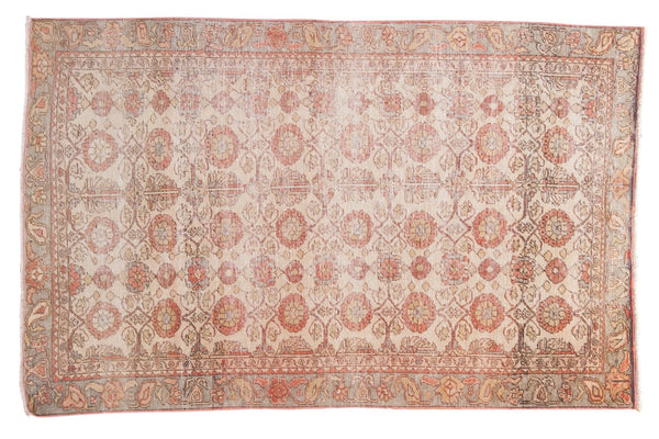 Vintage Distressed Sivas Rug / ONH Item 6779