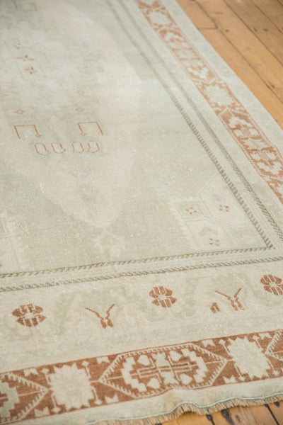 Image Vintage Distressed Oushak Carpet / ONH item 6916 Image 3