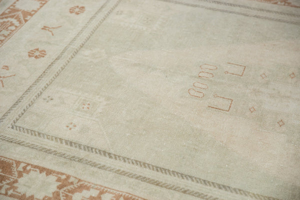 Image Vintage Distressed Oushak Carpet / ONH item 6916 Image 6