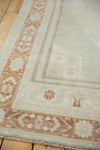 Image Vintage Distressed Oushak Carpet / ONH item 6916 Image 8