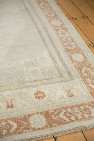 Image Vintage Distressed Oushak Carpet / ONH item 6916 Image 9
