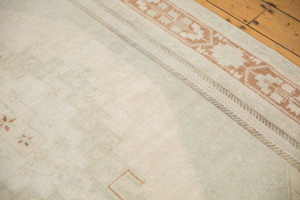 Image Vintage Distressed Oushak Carpet / ONH item 6916 Image 11