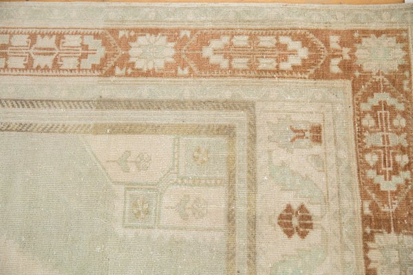 Image Vintage Distressed Oushak Carpet / ONH item 6916 Image 12