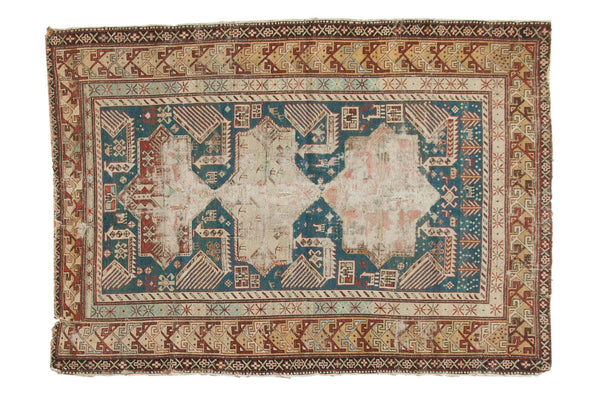 Antique Shirvan Rug / ONH item 6924