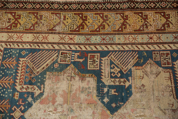 Antique Shirvan Rug / ONH item 6924 Image 11