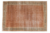 Vintage Distressed Sivas Carpet / ONH item 6946