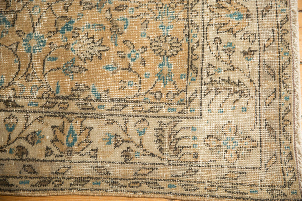 Vintage Distressed Oushak Carpet / ONH item 7086 Image 10