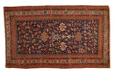 Antique Serbend Rug / ONH item 7097clear