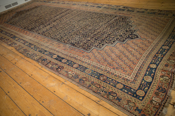 Antique Afshar Carpet / ONH item 7126 Image 2
