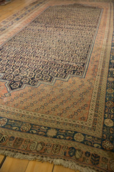 Antique Afshar Carpet / ONH item 7126 Image 4