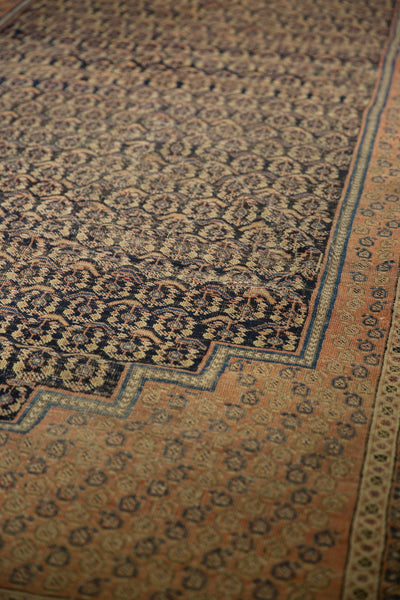 Antique Afshar Carpet / ONH item 7126 Image 5