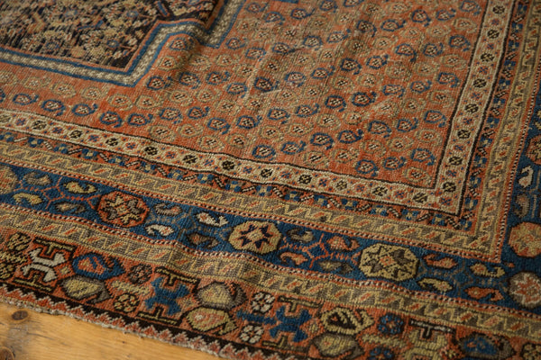 Antique Afshar Carpet / ONH item 7126 Image 7