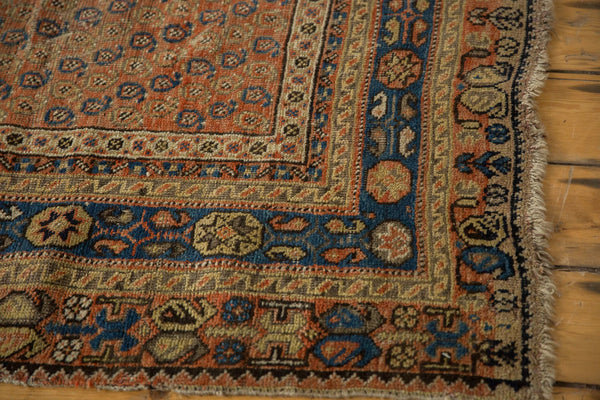 Antique Afshar Carpet / ONH item 7126 Image 8