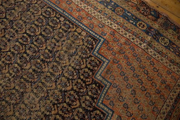 Antique Afshar Carpet / ONH item 7126 Image 9