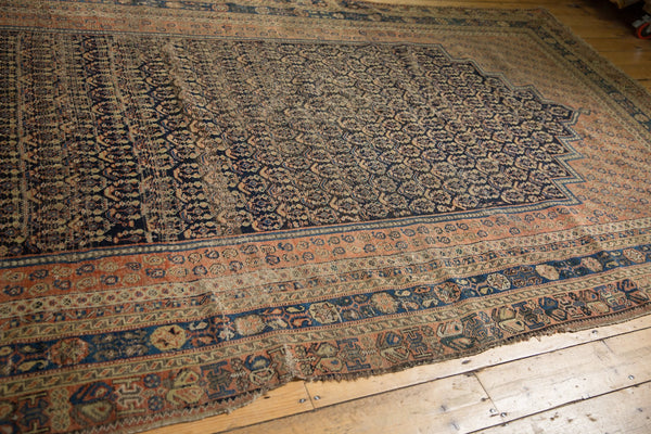 Antique Afshar Carpet / ONH item 7126 Image 10