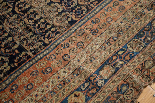 Antique Afshar Carpet / ONH item 7126 Image 11