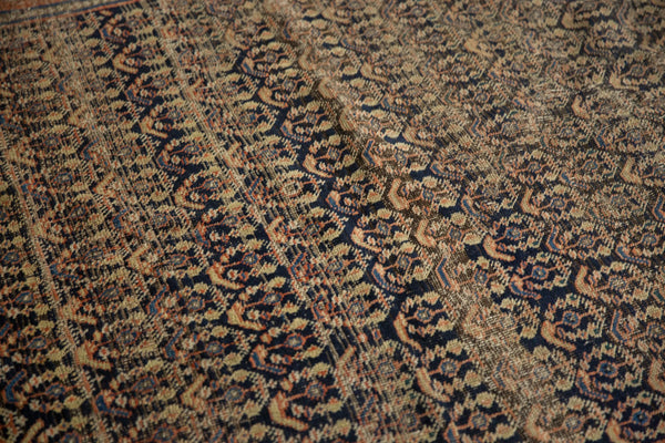 Antique Afshar Carpet / ONH item 7126 Image 12
