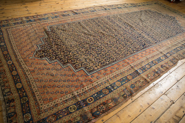Antique Afshar Carpet / ONH item 7126 Image 13