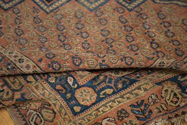 Antique Afshar Carpet / ONH item 7126 Image 14