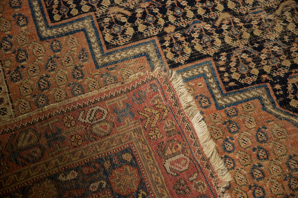 Antique Afshar Carpet / ONH item 7126 Image 15