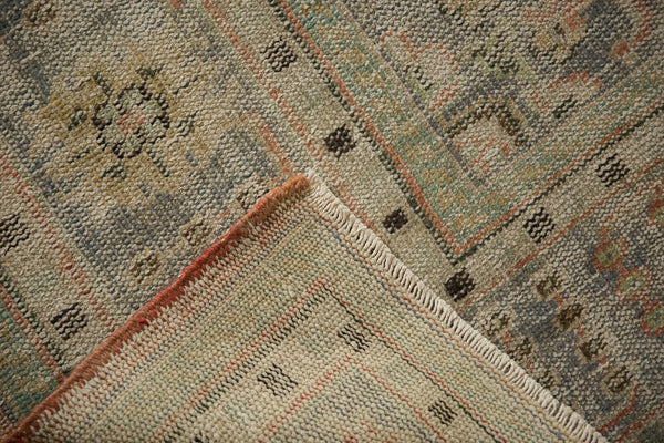 Vintage Distressed Oushak Carpet / ONH item 7299 Image 13