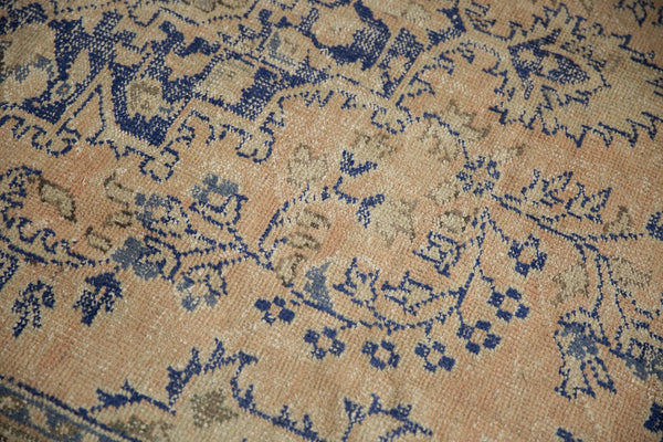 Vintage Distressed Oushak Carpet / ONH item 7304 Image 12