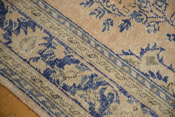Vintage Distressed Oushak Carpet / ONH item 7304 Image 13