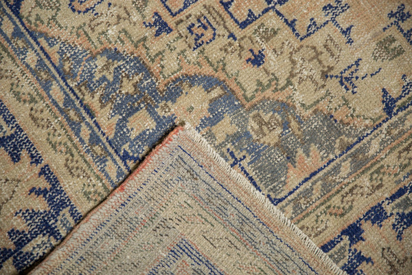 Vintage Distressed Oushak Carpet / ONH item 7304 Image 15