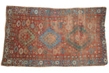 Antique Caucasian Rug / ONH item 7344